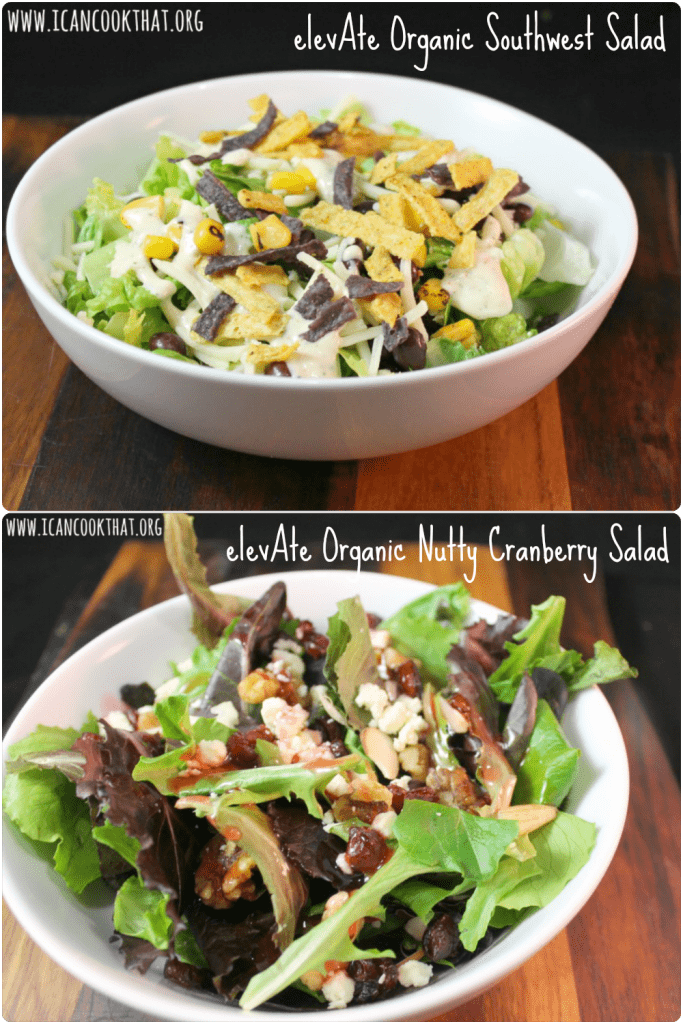elevAte Superfood Salads #ElevateSuperFoods