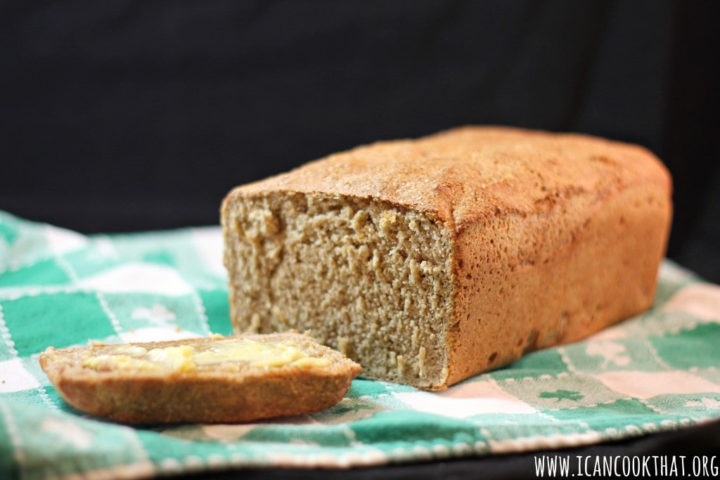 Irish Brown Bread & Review of Mockmill Grain Mill