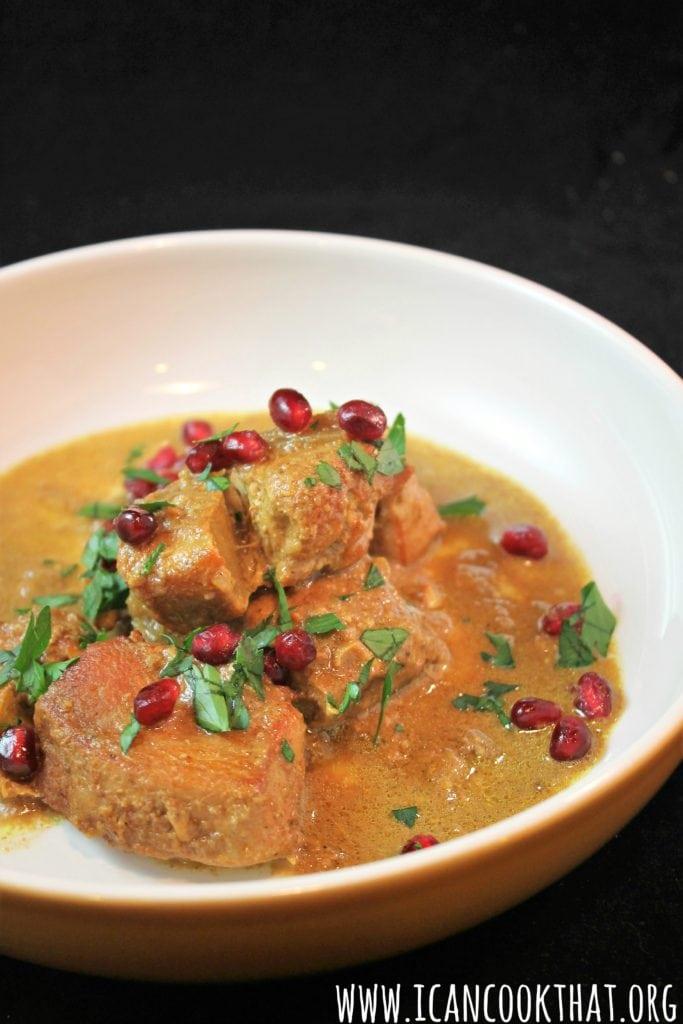 Fesenjan: Persian Chicken Stew with Walnut and Pomegranate ... Persian Pomegranate And Walnut Chicken Stew
