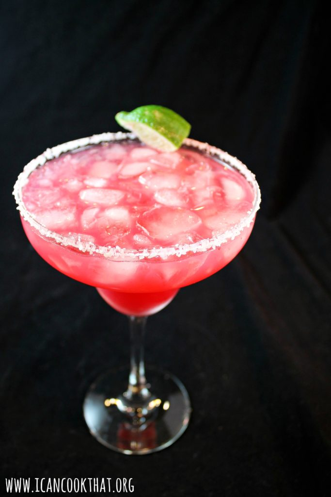 Pomegranate Margaritas
