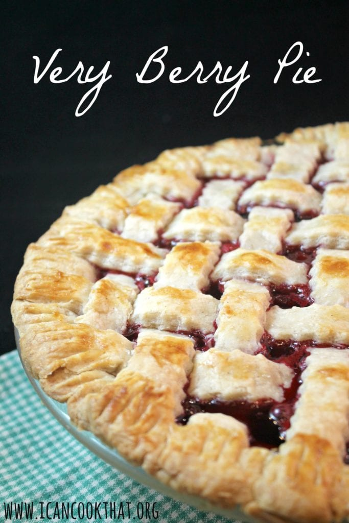 Very Berry Pie
