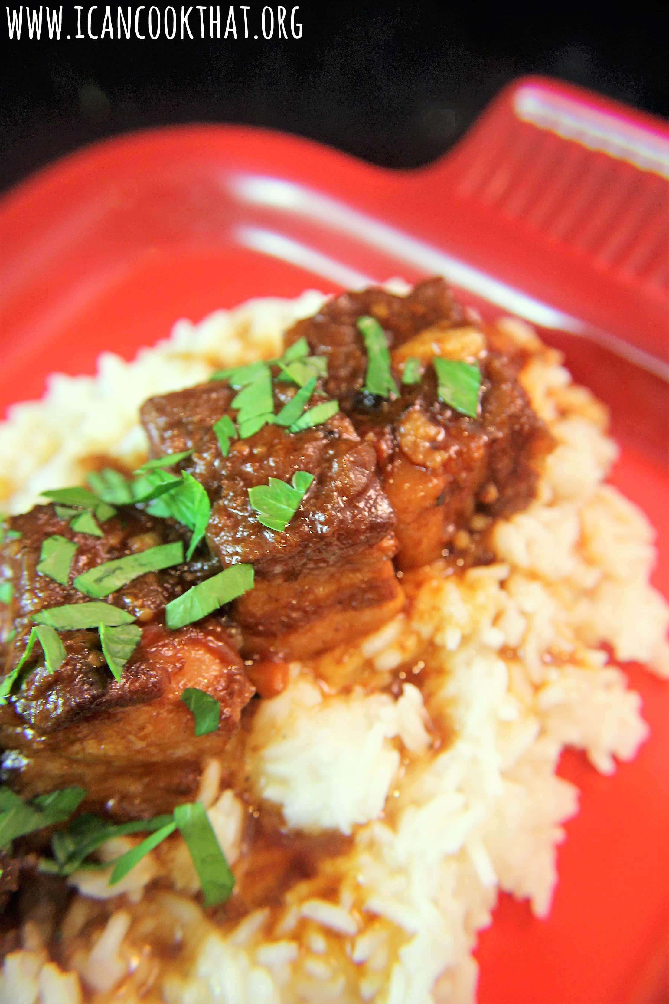 Pork Belly Adobo