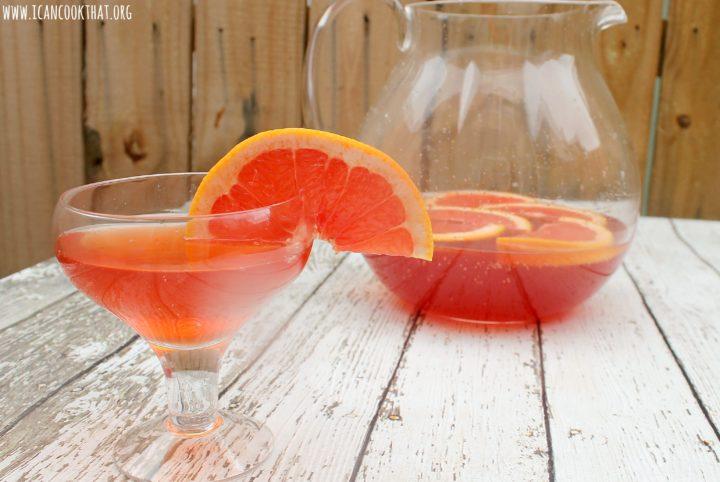 Rosé Aperol Spritz