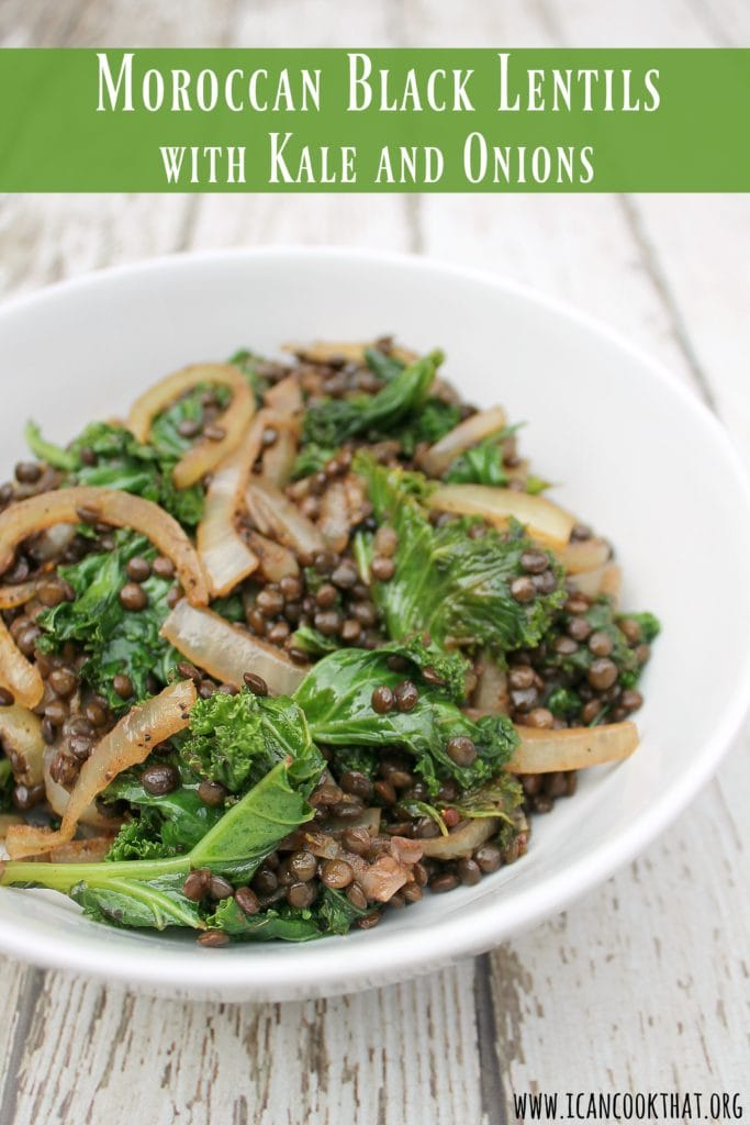 how to cook raw black lentils