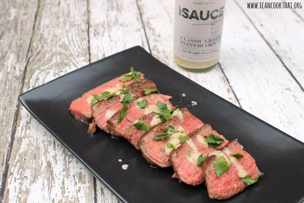 Medium Rare Sous Vide Steak