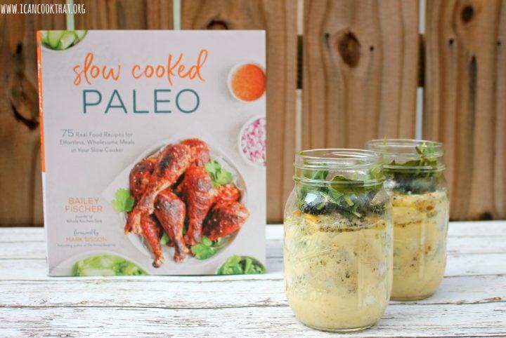 Slow Cooker Paleo Frittata Jars