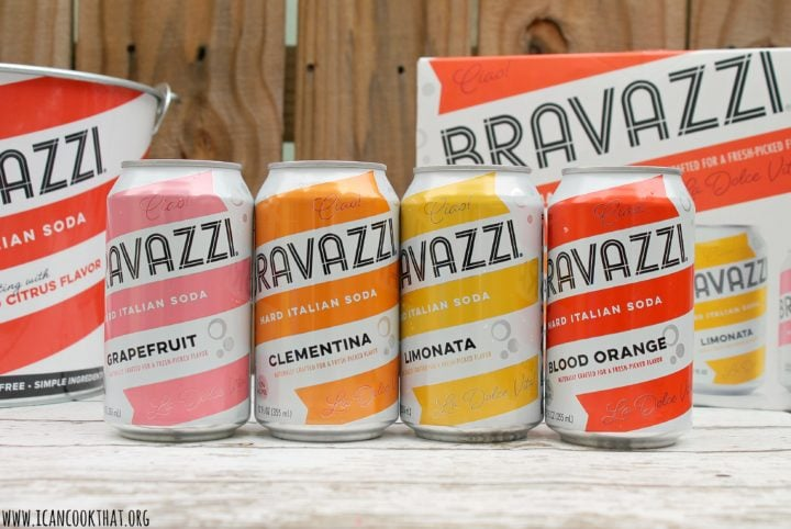 {Giveaway} Bravazzi Hard Italian Soda Bar
