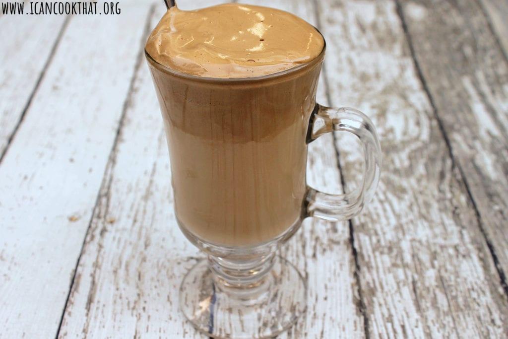 Whipped Irish Coffee