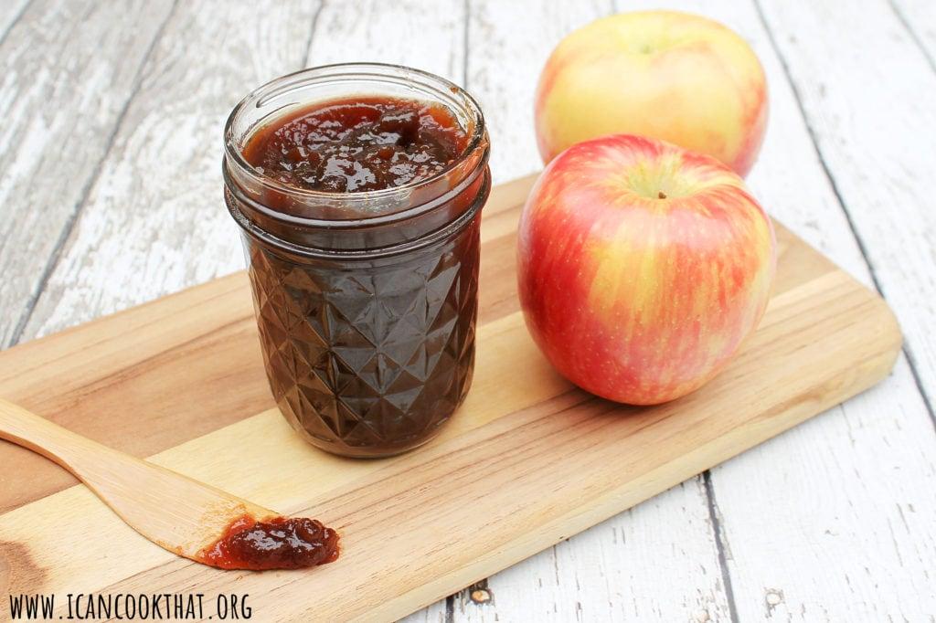 Caramel Apple Coffee Jam